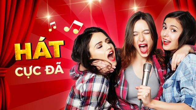 Mix - Karaoke Xin Em Đừng Khóc Vu Quy Tone Nữ Nhạc Sống   Hoài Phong