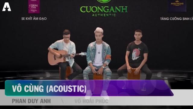 Vô cùng (Acoustic)
