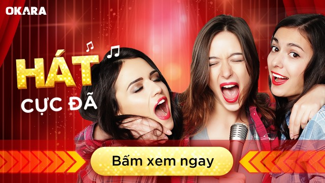 [Karaoke] Trú mưa - HKT
